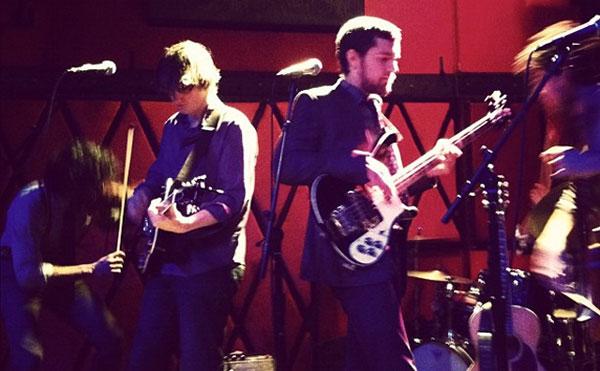 The rock string quartet Darlingside.