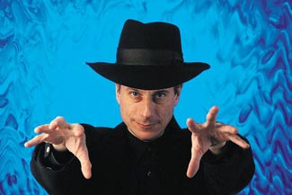 Tonight's musical guest is the amazing, monstrously talented guitarist and composer Gary Lucas.